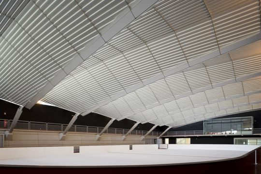 Patinoire for Piscine 75019