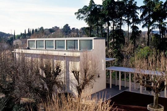maison de repos et chapelle mougins agence d 39 architecture dominique vigier realisation. Black Bedroom Furniture Sets. Home Design Ideas