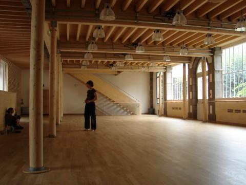 la manufacture de danse aurillac atelier d 39 architecture simon teyssou projet en cours. Black Bedroom Furniture Sets. Home Design Ideas