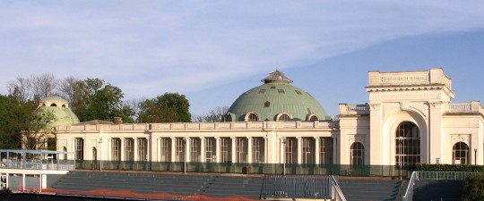 Am nagement de locaux pour curistes nancy nadine - Piscine ronde nancy thermal asnieres sur seine ...