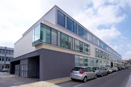 immeuble de bureaux bordeaux mcvd architectes realisation