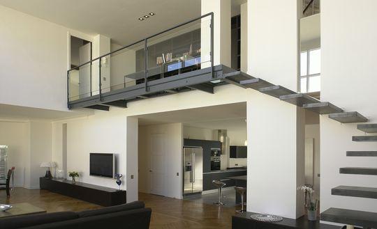paul d paris pl architectures realisation. Black Bedroom Furniture Sets. Home Design Ideas